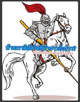 อัศวินขี่ม้าขาว (White knight syndrome)