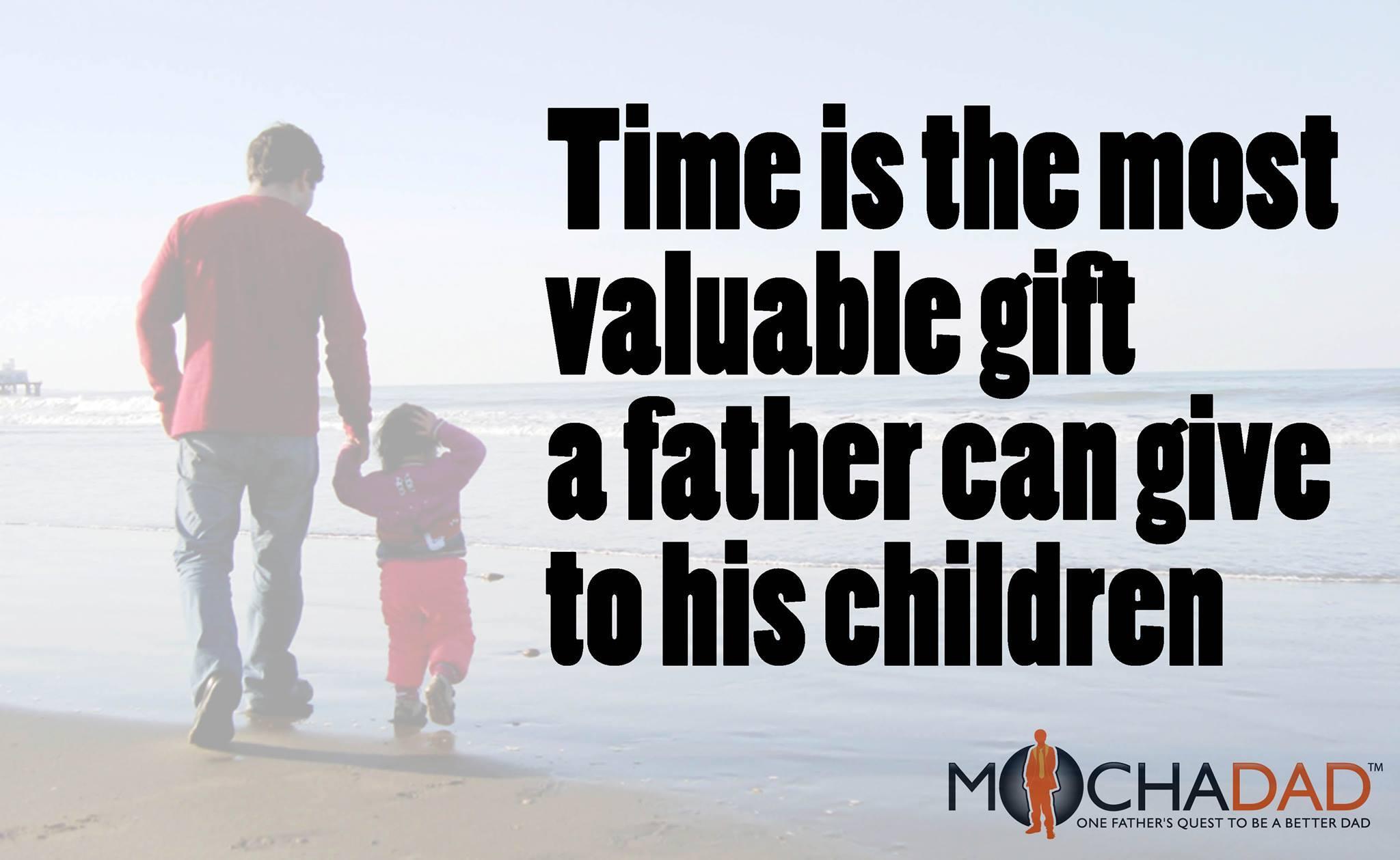 ไม่มีเวลาให้ลูก