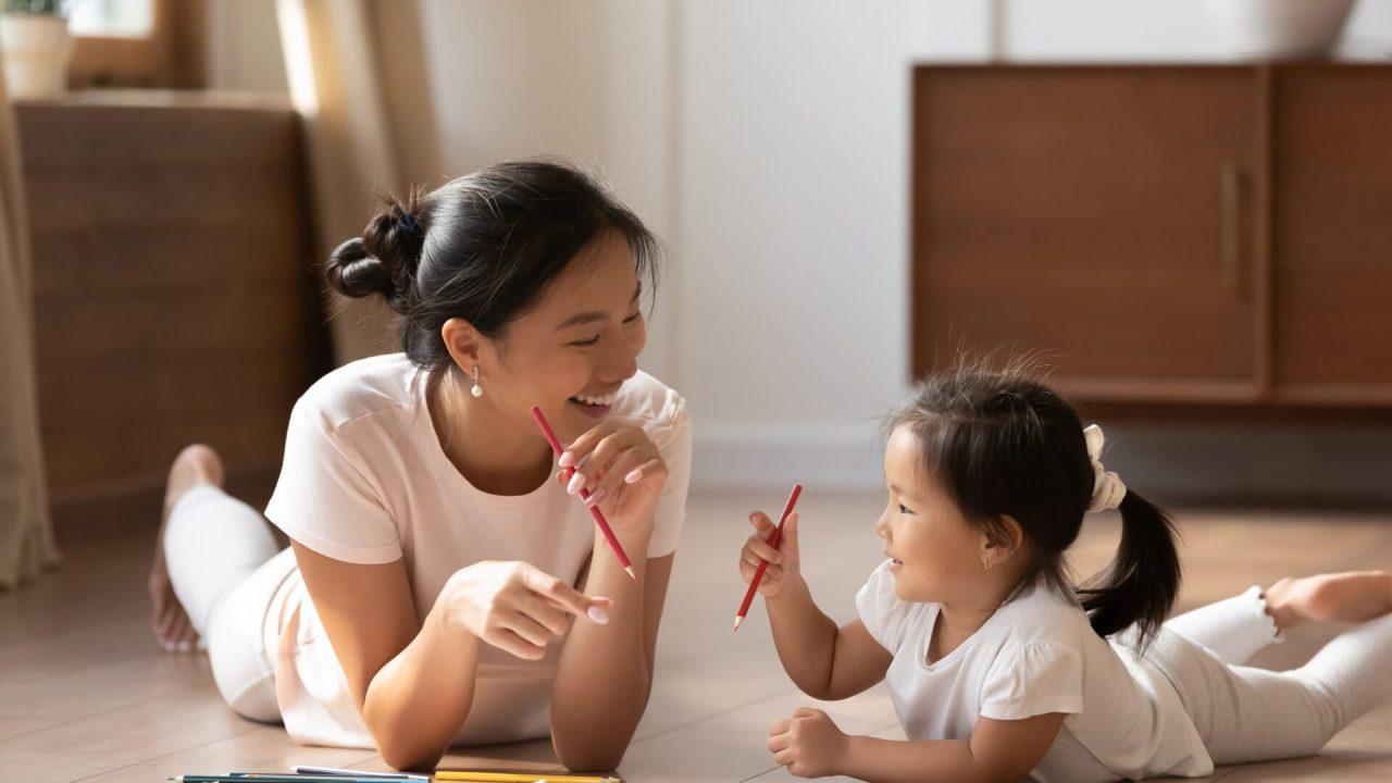 การสอนลูกให้ฉลาด