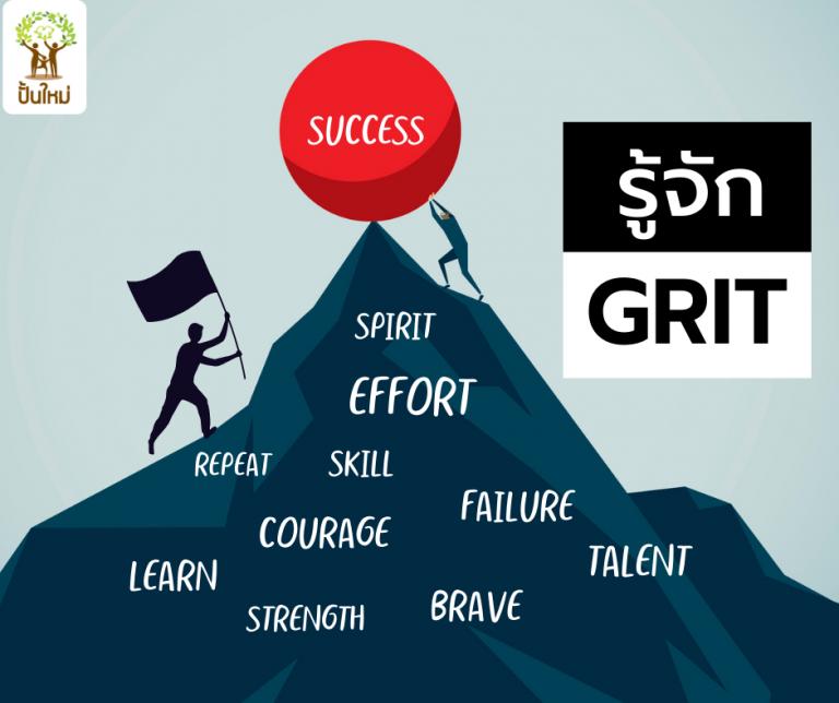 Grit คืออะไร?