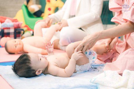 คอร์สนวดเด็กทารก